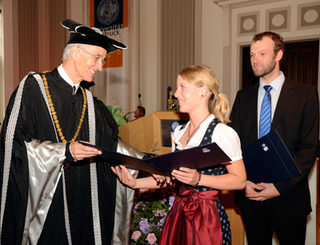 E: Best Student Paper Award 2011, University of Innsbruck